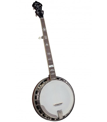 Gold Star GF-100W Wreath Banjo - New Upgraded Version 2018