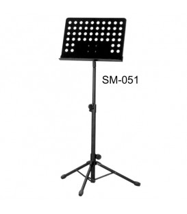 Tripod Heavy Duty Music Stand - SM-051 and SM-050
