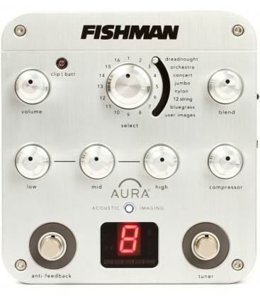 Fishman Preamp Aura Spectrum DI