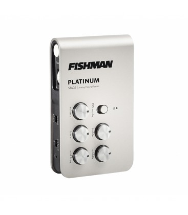 Fishman Platinum Stage EQ/DI Analog Preamp - PRO-PLT-301