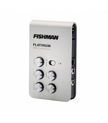 Fishman Platinum Stage EQ/DI Analog Preamp - PRO-PLT-301
