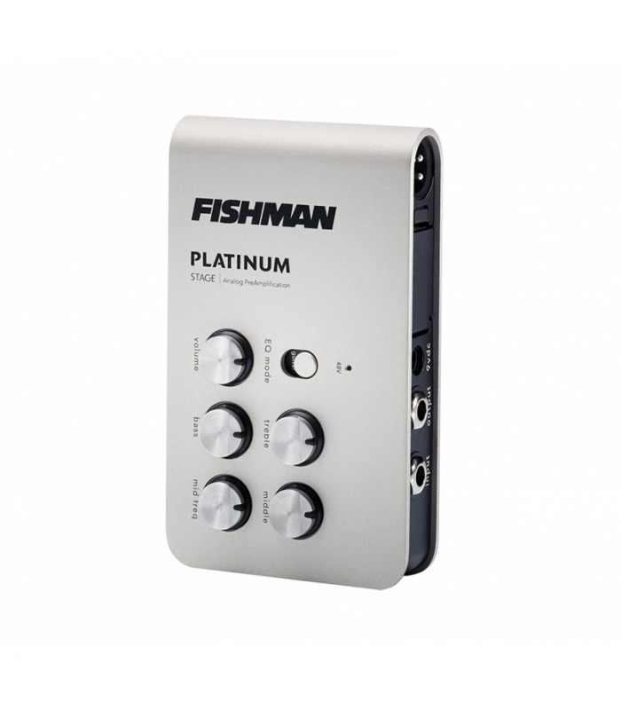 platinum pro stage eq di analog preamp fishman pro plt 301. Black Bedroom Furniture Sets. Home Design Ideas
