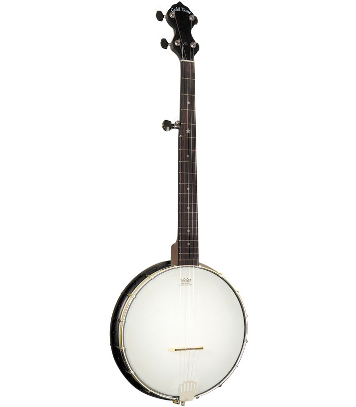 Gold Tone AC-Traveler: Affordable Lightweight Travel Banjo or Child Sized  Beginner Banjo