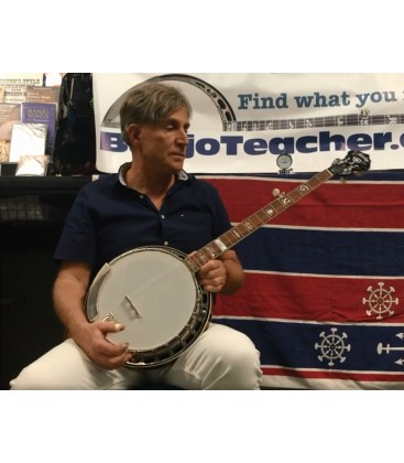 Gold Star GF-100W Wreath Banjo - New Upgraded Version in 2018