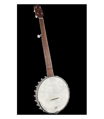 The Gold Star GE-1 Prospector Old-Time Banjo