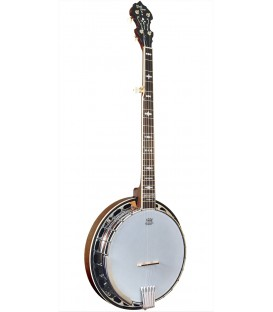 Gold Tone OB-150LW - Lighter Weight Wood Rim Bluegrass Banjo - Coming Soon