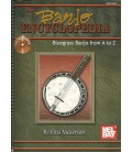 Audio CD for The Banjo Encyclopedia - CD Disc Only - Replacement CD
