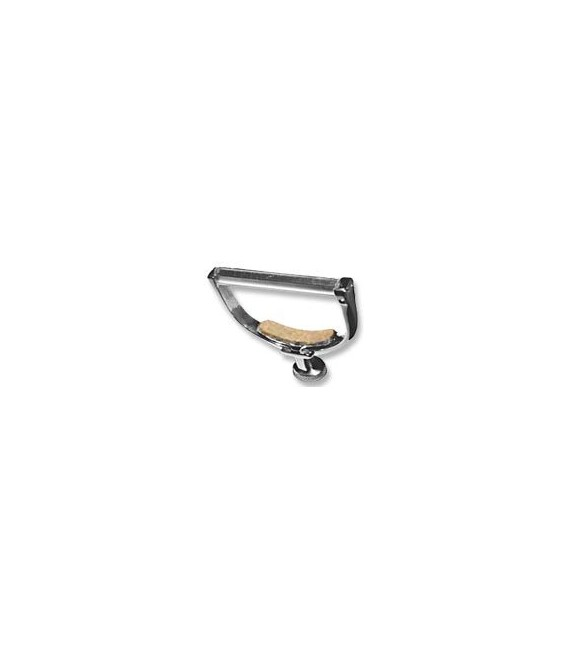 "Stokes Top Quality Capo - Standard ""B"" Capo - Capos to 4th Fret"
