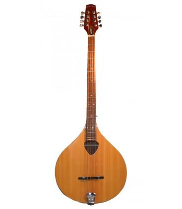 Gold Tone BZ-500 Irish Bouzouki Mandolin with Cas