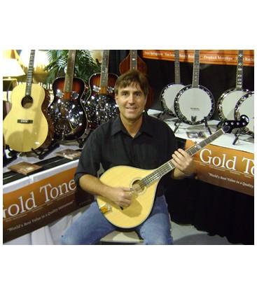 Gold Tone Banjola Plus with Pickup Installed Standard