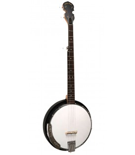 Gold Tone - The AC-6 SIX PLUS string banjo with Resonator