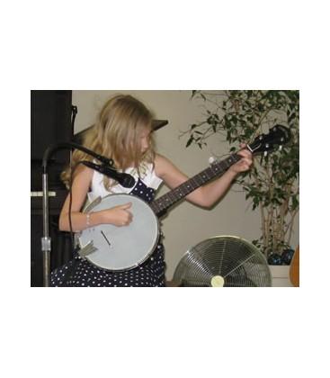 Gold Tone CC-50TR TRAVEL Banjo - 19 Fret - Tuned to G