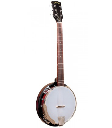 Goldtone CC Banjitar - Banjo Guitar with Six Strings