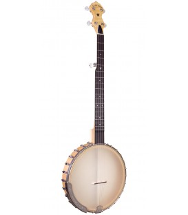 Gold Tone CC-Carlin 12 inch Open Back Old Time Banjo