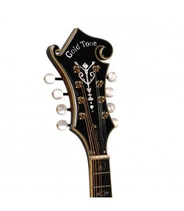 Mandolin - Goldtone - GM-70 Plus - with free hard case