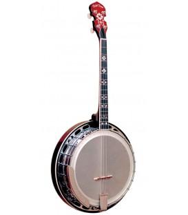 Gold Tone IT-250R - With Resonator - 17 Fret Irish Tenor Banjo