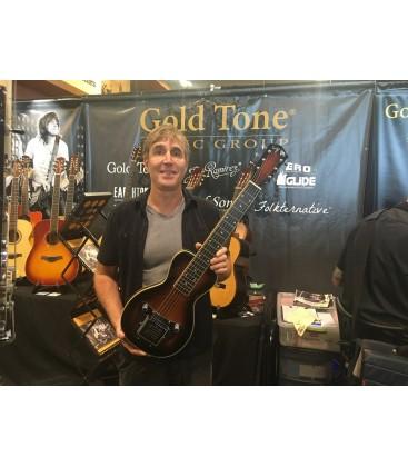 Gold Tone - Resophonic Guitar - Six String Lap Steel Guitar