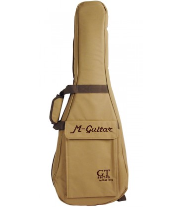 Gold Tone M-Guitar - Acoustic-Electric Micro-Guitar with Bag