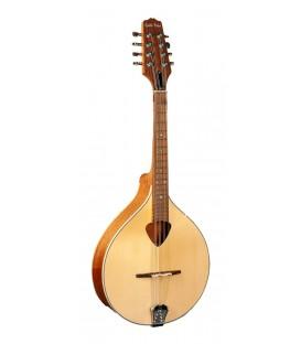 Gold Tone Traditional Irish Mandola with Free Gig Bag