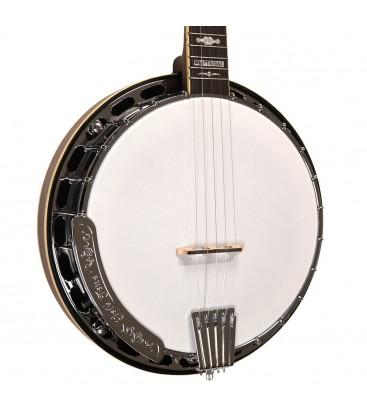 Gold Tone OB-150W Wide Neck Banjo - Wide Nut Width Bluegrass Banjo
