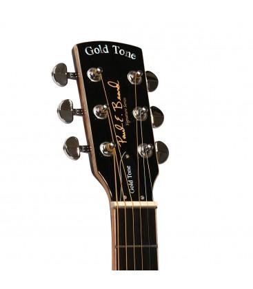 Gold Tone - Resophonic Guitar - Paul Beard PBRCA Mahogany