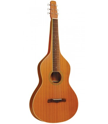 Gold Tone - Resophonic Guitar - Weissenborn Laminated Mahogany LM