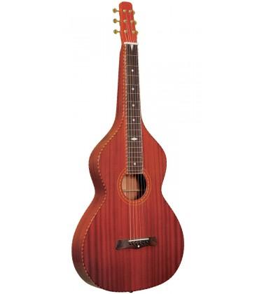 Gold Tone - Resophonic Guitar - Weissenborn Solid Mahogany SM Plus