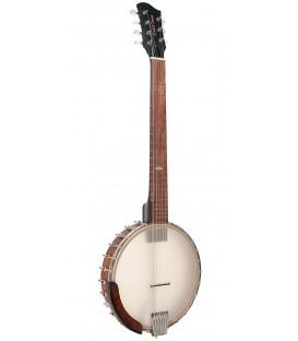 Wayne Rogers Signature Clawhammer Banjo Guitar - WR-7