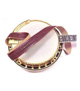 Latico Banjo Strap / Weaved Design
