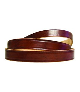 Latico JD Crowe Thin Leather Strap