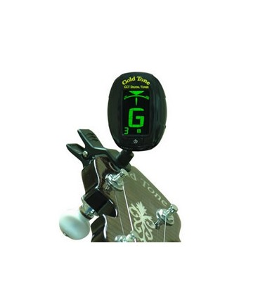 CCT Clip-on tuner from Goldtone