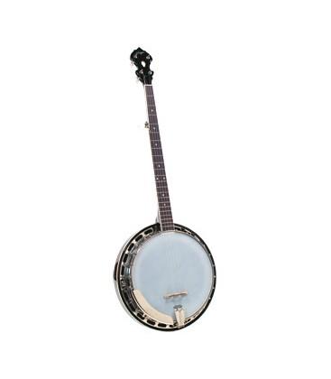 Saga - Resonator Banjo - Style III WITH Banjo Package and free US Shipping