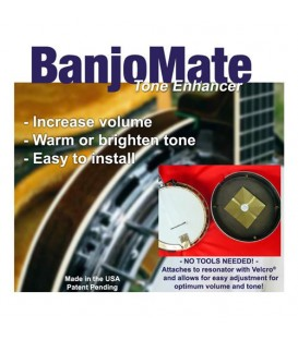 Banjo Mate Tone Enhancer - Nickel Plated