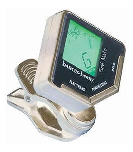 Barcus-Berry Clip-on Chromatic Tuner