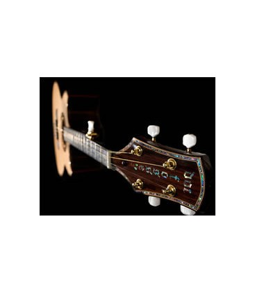 Doc Fossey Guitar for the 5-String Banjo Player - Includes free shipping and hard shell case