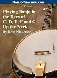 PLANING BANJO IN KEYS