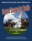 gospel banjo music