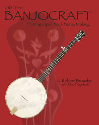 banjo craft book