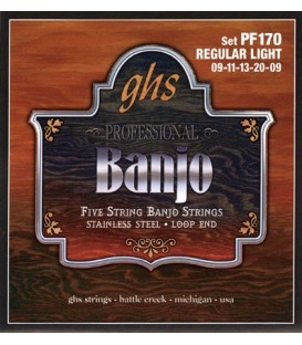 5-String Banjo Strings
