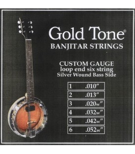 6-String Banjo Strings