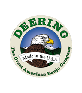 Deering Open Back