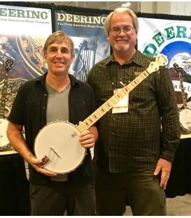 Deering Parlour - Travel Banjo - Kids Banjo