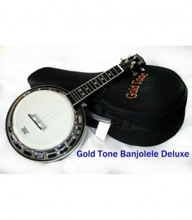 Gold Tone Banjo Ukes - Banjolele BU-1 - BUT - BUS - BUB