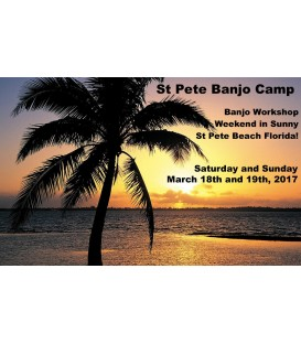 St Pete Beach Banjo Camp - Annual Ross Nickerson Banjo Workshop