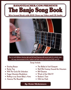 songbook for the banjo