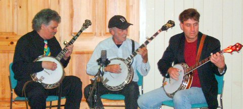 Nova Scotia banjo camp