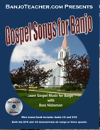 gospel on the banjo