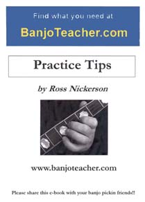 Free Banjo E Book