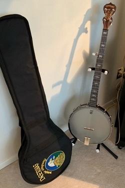 Deering Artisan Americana - BanjoTeacher.com
