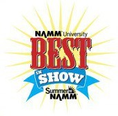 Best in Namm Show - Goldtone AC-1